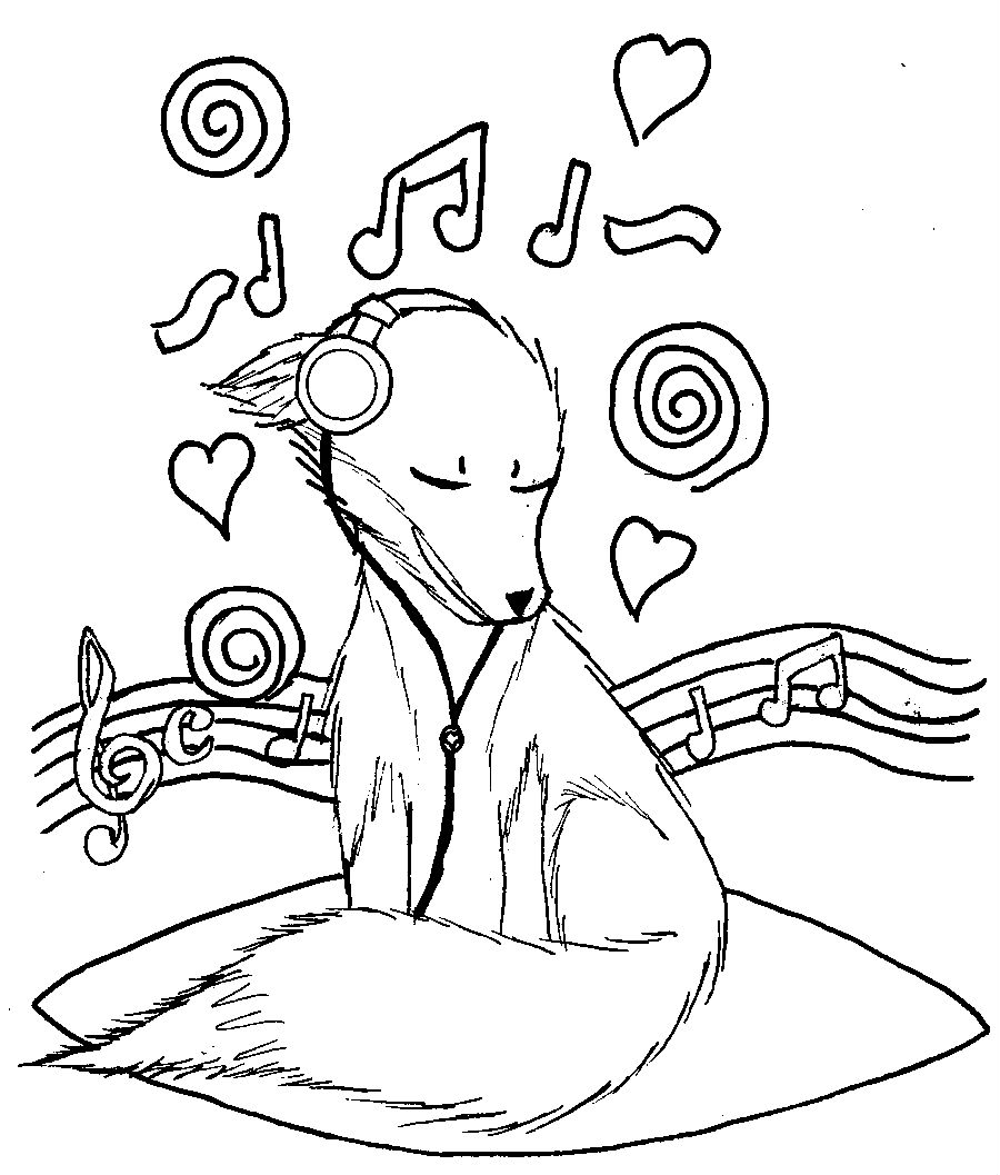 900x1057 Challenge Music Notes Coloring Pages Printable Note For Kids