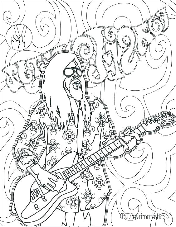 564x729 Free Music Coloring Pages Music Colouring Sheets Music Coloring