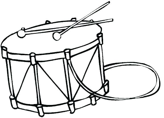 576x415 Musical Instrument Coloring Pages Print Out Musical Instrument