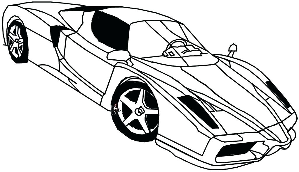 1024x591 Coloring Pages Car Car Coloring Pages To Print Mustang Car
