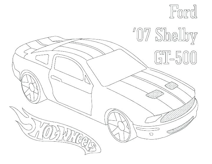 720x556 Marvelous Ford Mustang Coloring Pages Classic Car Coloring Pages