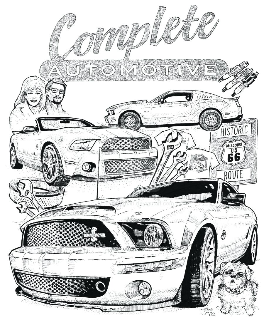 900x1089 Coloring Pages Mustang Coloring Pages Mustang Coloring