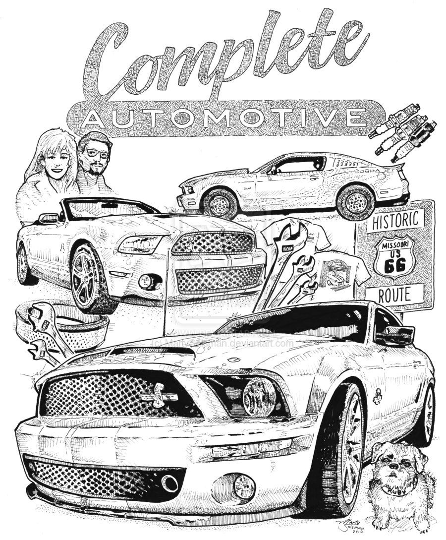 900x1089 Free Mustang Coloring Pages To Print Enjoy Car