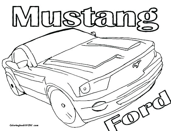 564x435 Mustang Coloring Pages Awesome Ford Mustang Gt Car Coloring Pages