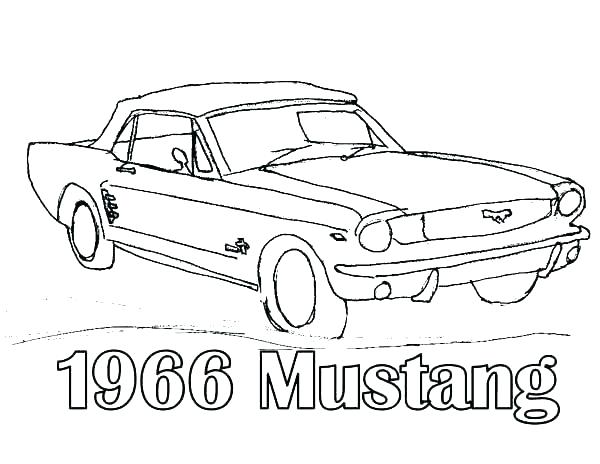 600x464 Mustang Coloring Sheet Ford Mustang Gt Coloring Pages