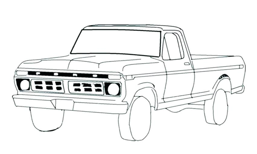850x510 Coloring Ford Gt Coloring Pages Truck Logo Mustang Ford Gt
