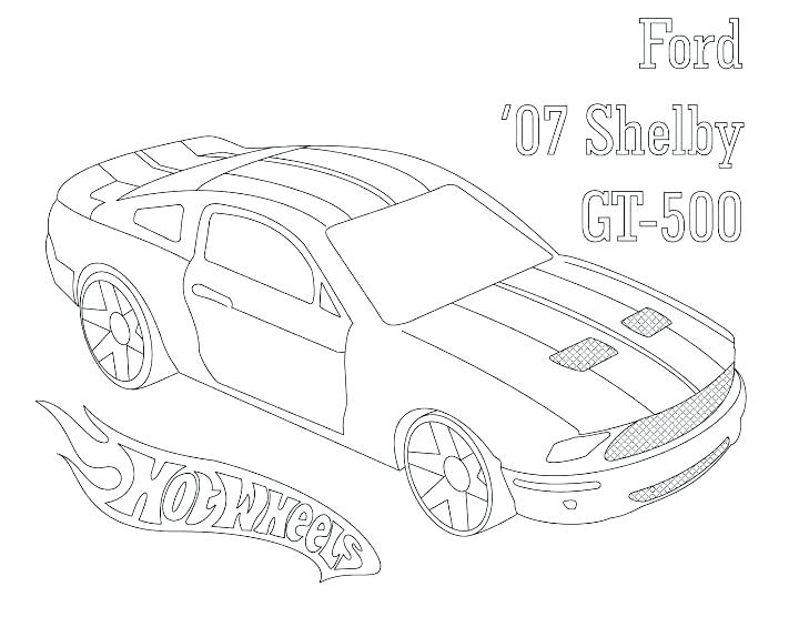 720x556 Ford Mustang Coloring Pages Ford Mustang Gt Coloring Page Coloring