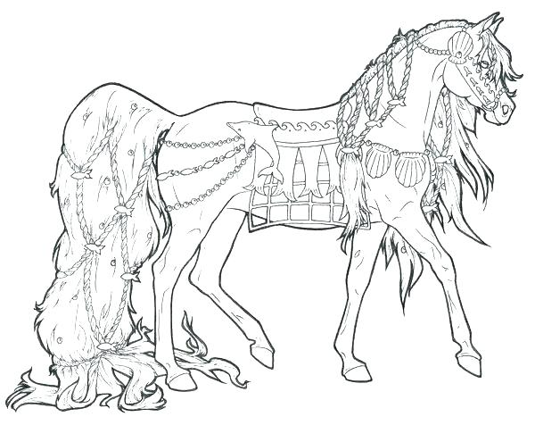 600x476 Mustang Horse Coloring Pages Horse Printable Coloring Pages Unique
