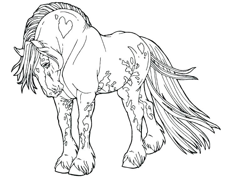 720x598 Mustang Horse Coloring Pages Mustang Horse Coloring Pages Pictures