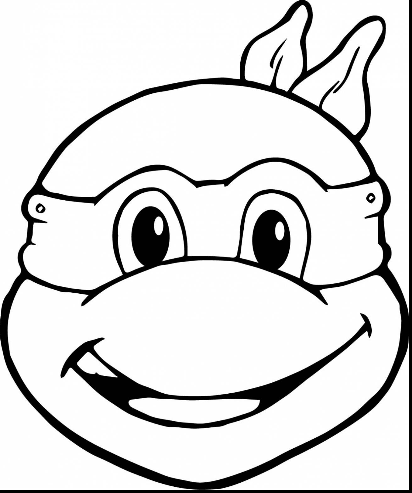 1310x1568 Teenage Ninja Turtles Coloring Pages Printout And Download