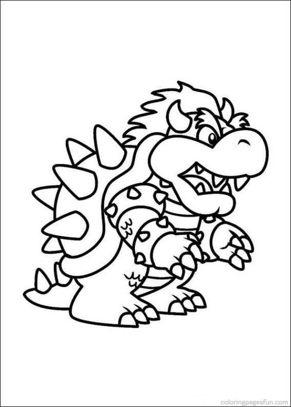 571x800 Mario Coloring Pages Color Printing Coloring Pages Printable