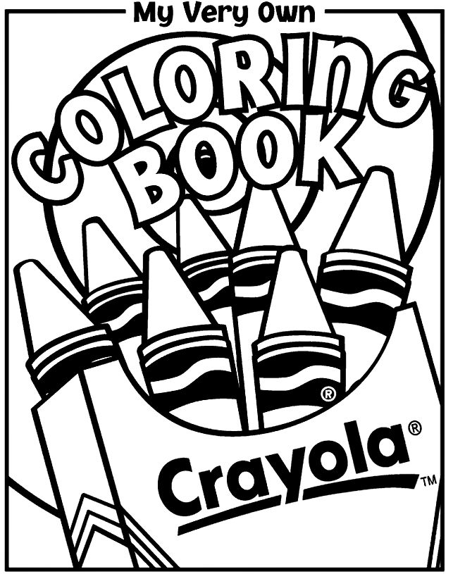 643x815 Coloring Book Cover Perfect My Coloring Book