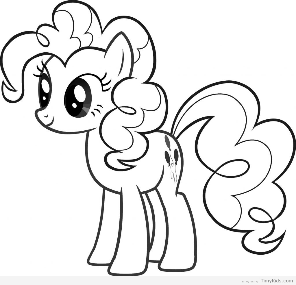 1024x986 My Coloring Pages Little Pony Timykids