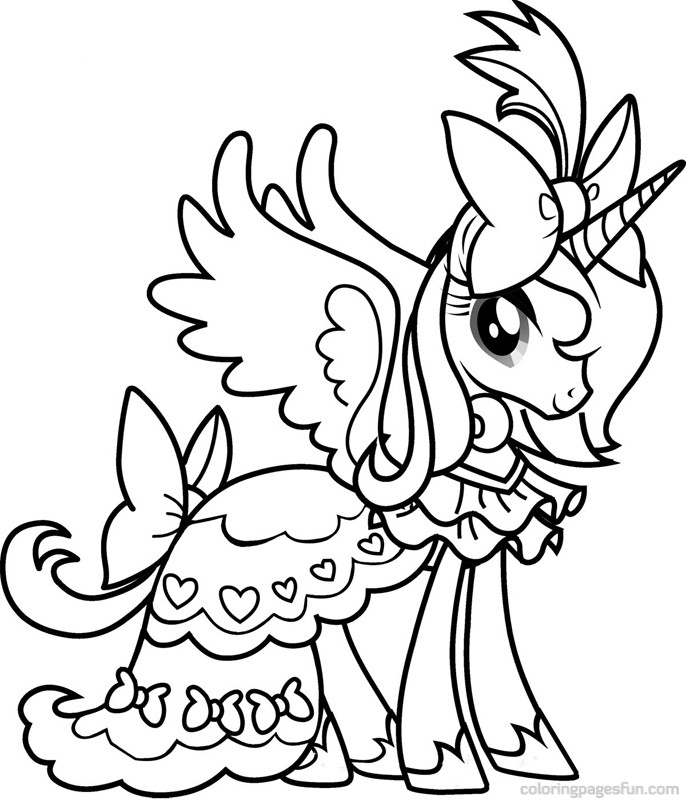 686x800 Coloring Pages Ponies Good Pony Coloring Page On World Coloring