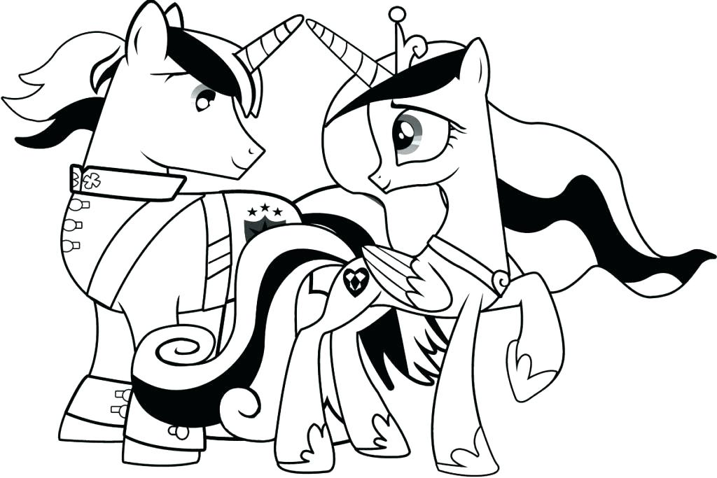 1024x683 My Little Pony Christmas Coloring Pages Coloring Pages Pony