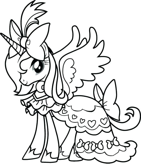 600x700 Rarity Coloring Pages My Little Pony Coloring Books Together