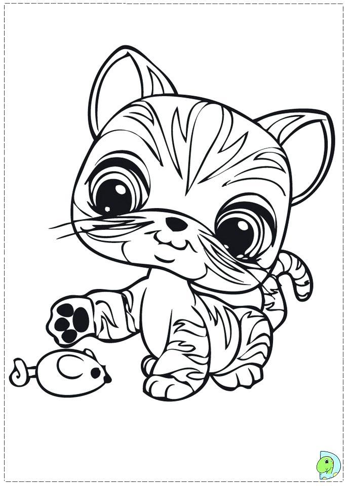 691x960 My Littlest Pet Shop Coloring Pages My Little Pet Shop Coloring