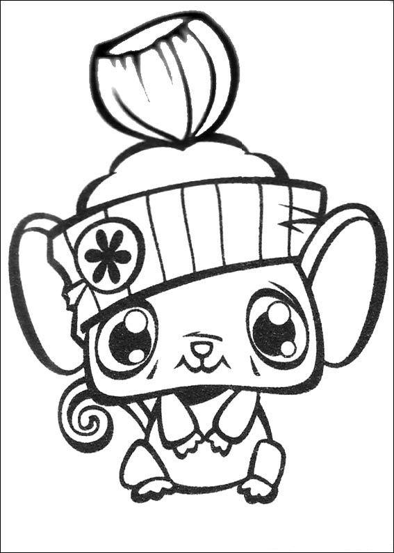 567x794 Kids N Coloring Pages Of Littlest Pet Shop