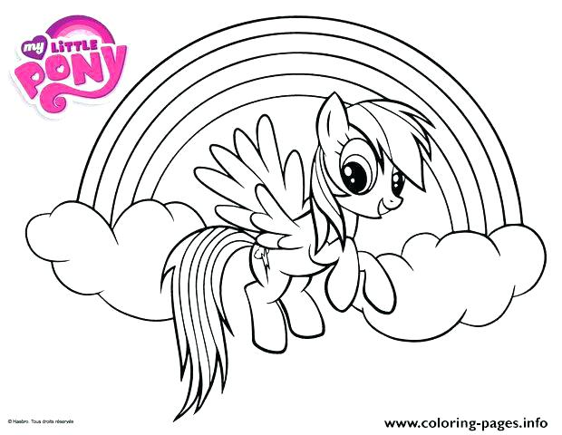 My Little Pony Coloring Pages Pdf at GetDrawings.com | Free ...