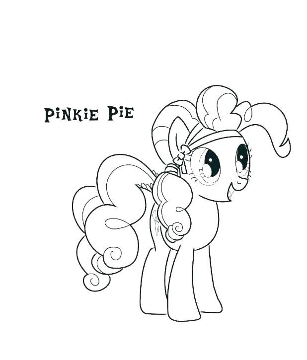 618x725 Pinkie Pie Coloring Pages Pie Coloring Pages Pie Coloring Page Pie