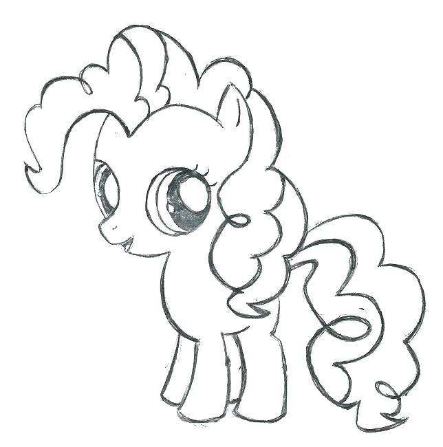 644x650 Pinkie Pie Coloring Page Pinkie Pie Coloring Pages My Little Pony