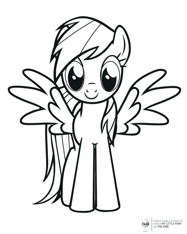 625x781 Rainbow Dash My Little Pony Coloring Pages Luxury Pinkie Pie
