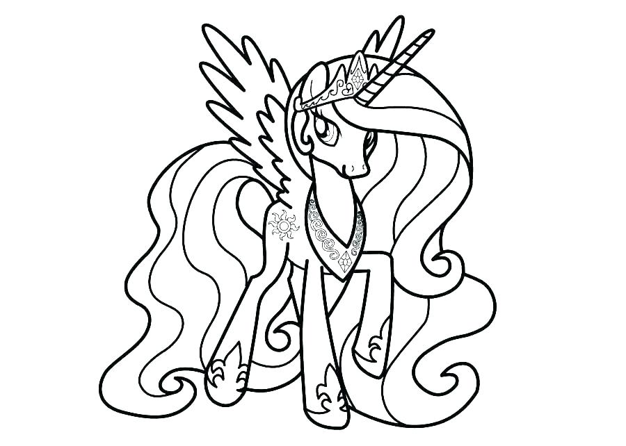 900x642 My Little Pony Coloring Pages Pinkie Pie