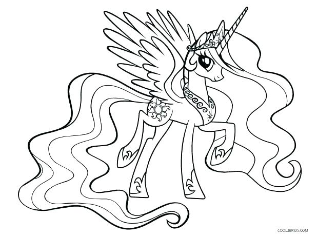 618x462 Pony Coloring Pages Pony Cartoon My Little Pony Coloring Page Free