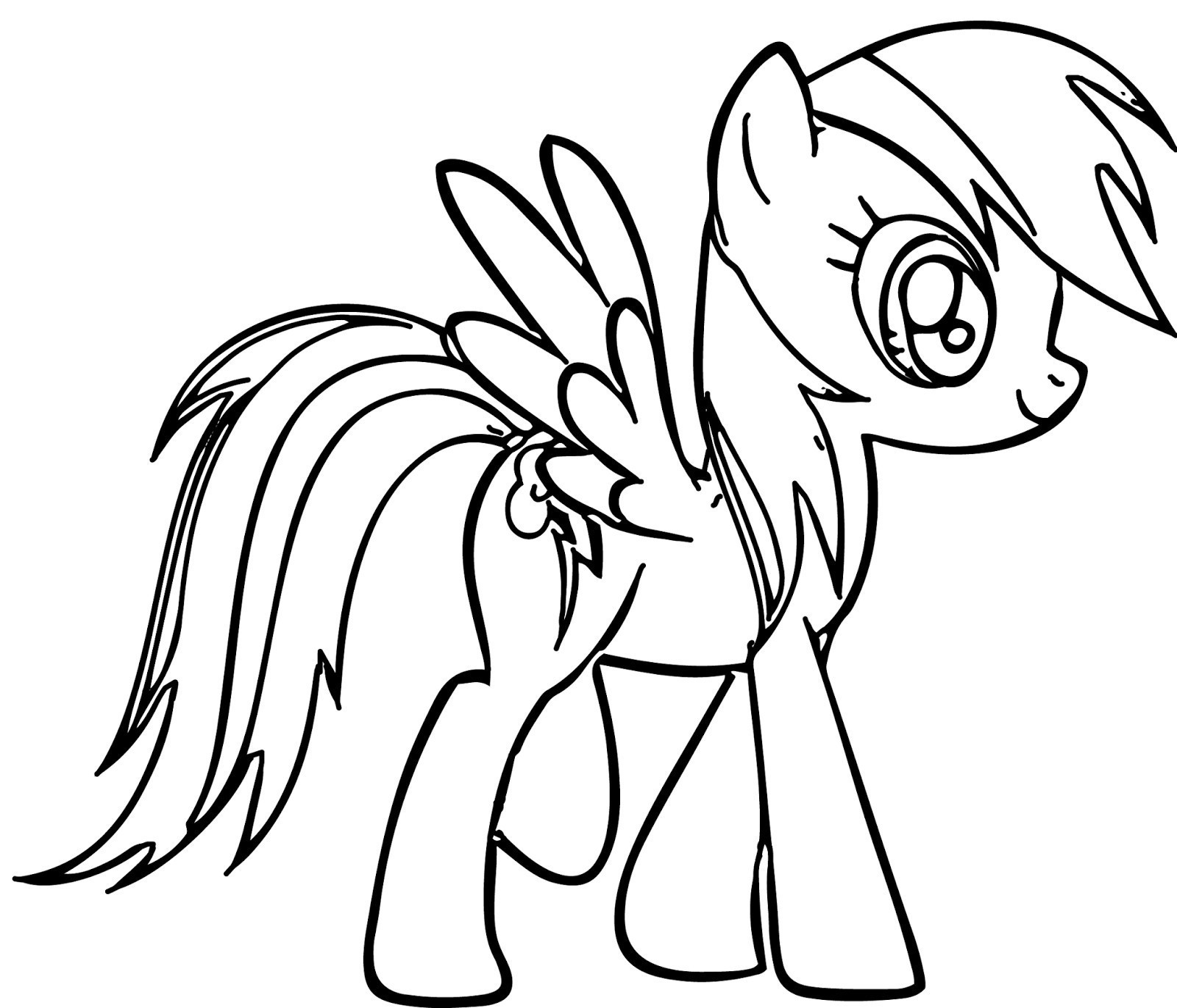 1600x1370 Princess Luna Coloring Page Pages At My Little Pony Filly