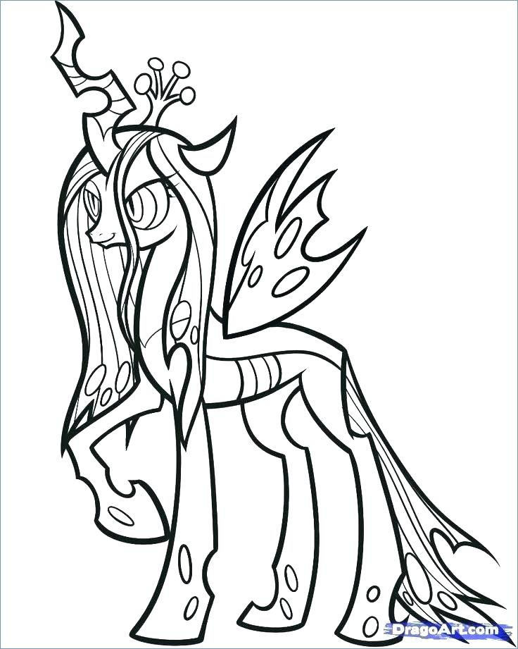 736x921 Mlp Fim Coloring Pages Coloring Pages Coloring Book Full Size