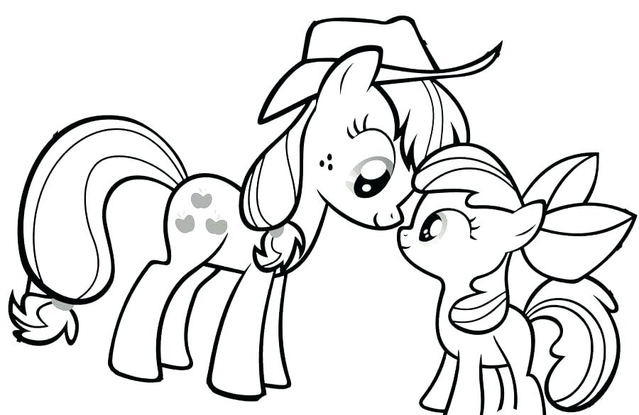 My Little Pony Coloring Pages Rainbow Dash at GetDrawings ...