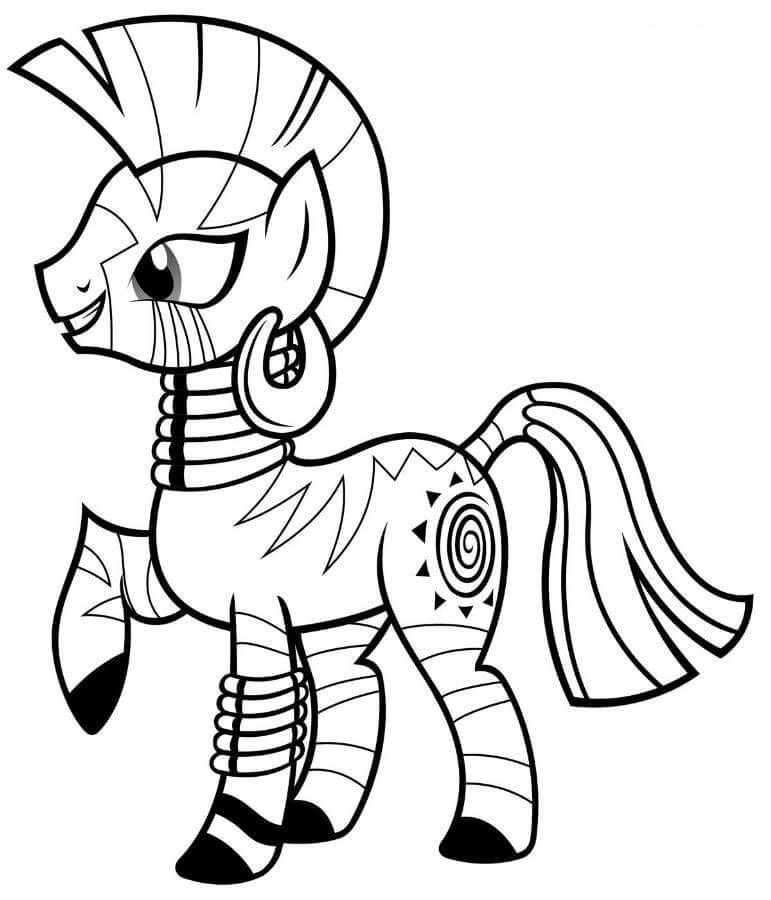 My Little Pony Cutie Mark Crusaders Coloring Pages at GetDrawings