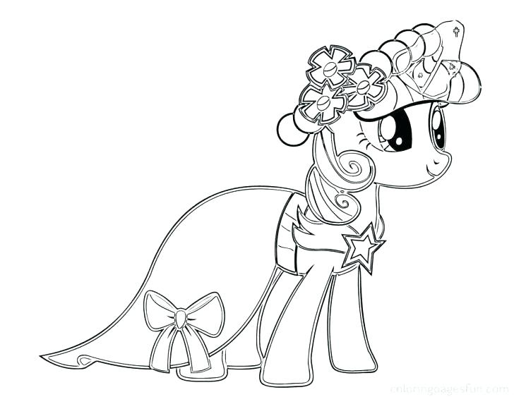 728x563 Equestria Girls Coloring Pages