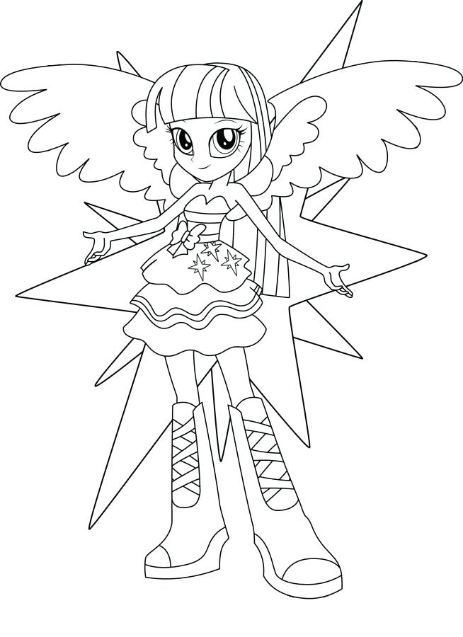 654x900 Equestria Girls Coloring My Little Pony Equestria Girls Coloring