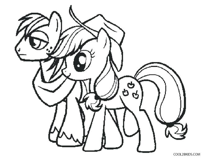 660x510 Pony Coloring Pages Pony My Little Pony Friendship Is Magic