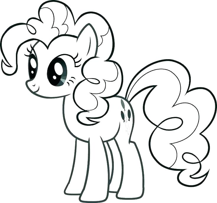 736x686 Mlp Fim Coloring Pages Coloring Trend Medium Size My Little Pony