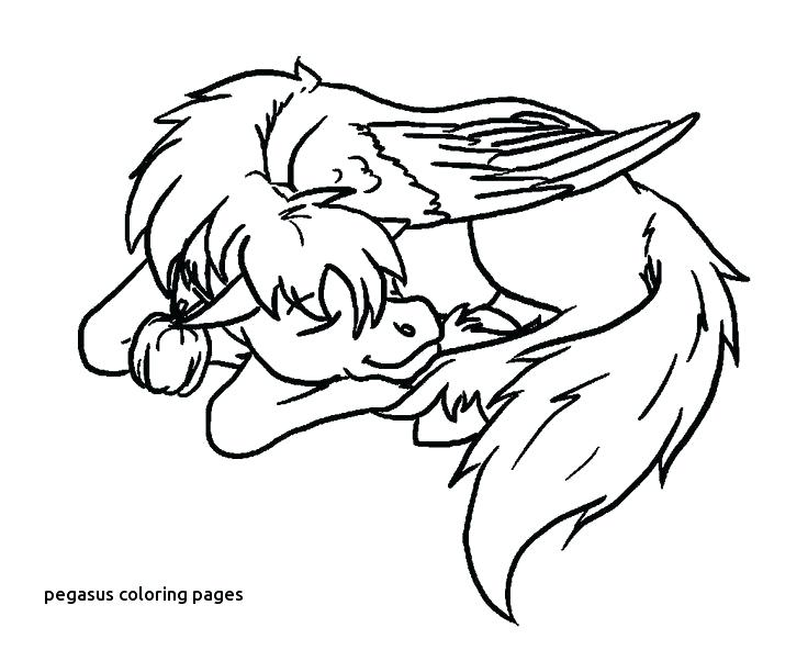 736x592 Pegasus Coloring Pages Best Images On For Coloring Pages My Little