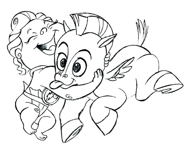 600x483 Pegasus Coloring Pages Pegasus Colouring Pages For Adults