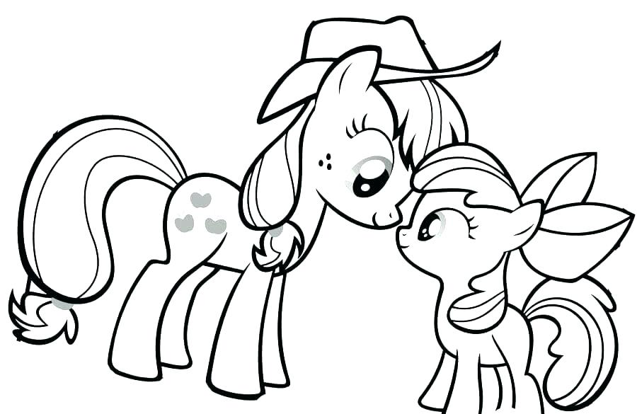 900x585 Free Printable My Little Pony Coloring Pages Pony Coloring Pages