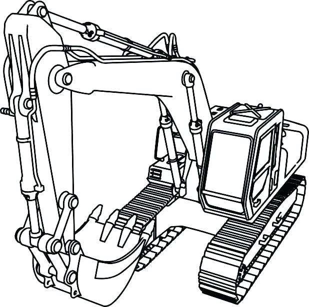 618x615 Machine Coloring Pages Fax Machine Coloring Page Mystery Machine