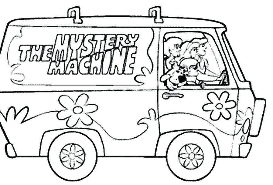 899x610 Coloring Pages Coloring Pages Scooby Doo Coloring Pages