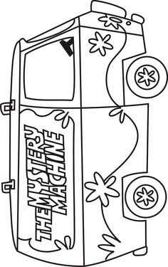 236x375 Top Free Printable Scooby Doo Coloring Pages Online Mystery