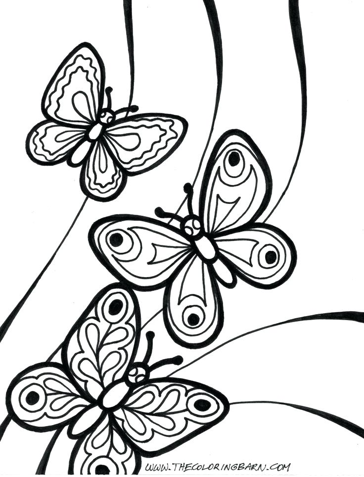 Mystery Mosaic Coloring Pages