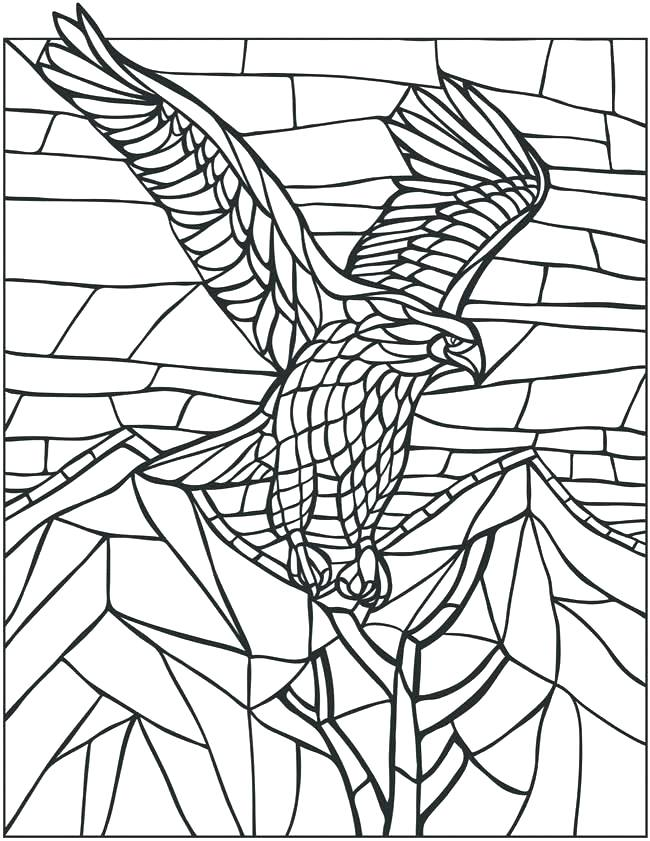 Mystery Mosaic Coloring Pages at GetDrawings | Free download