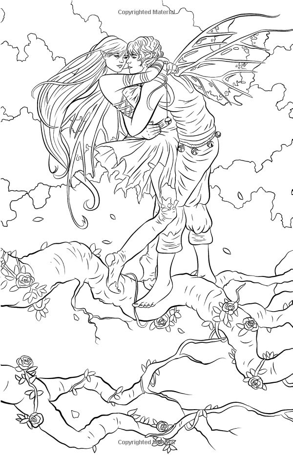 Mystical Coloring Pages At Getdrawings Com Free For Personal Use