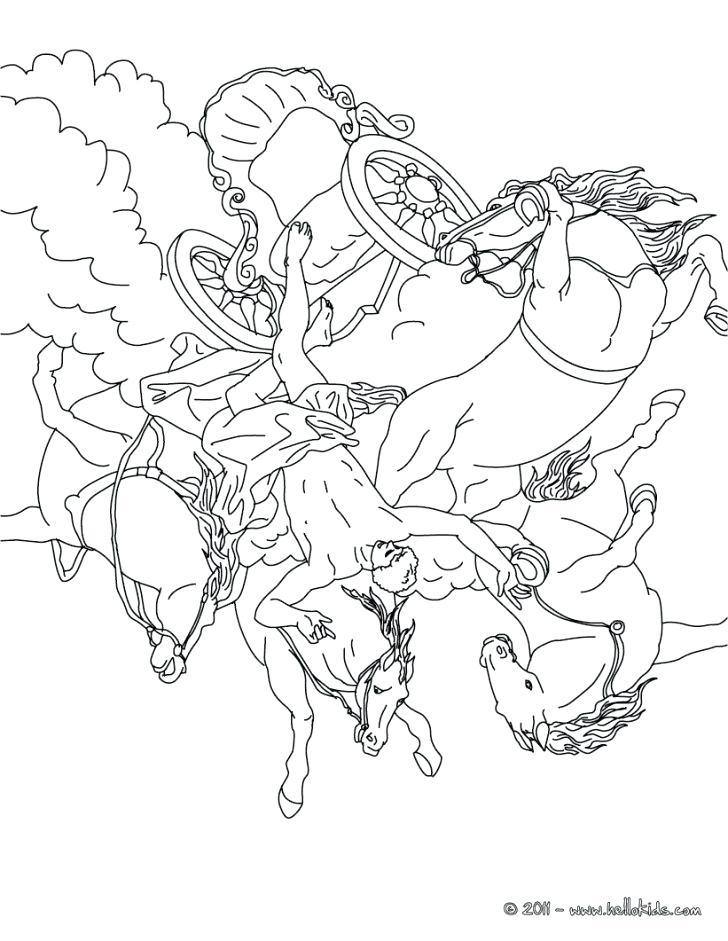 728x941 Greek Mythology Coloring Pages Mythology Coloring Pages