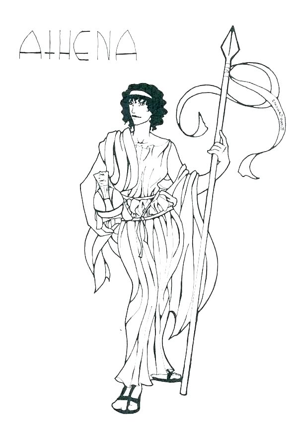 600x883 Greek Gods Coloring Pages Ancient Coloring Pages Ancient Coloring