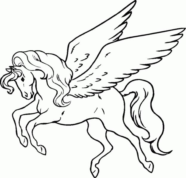 624x599 Greek Mythology Coloring Pages