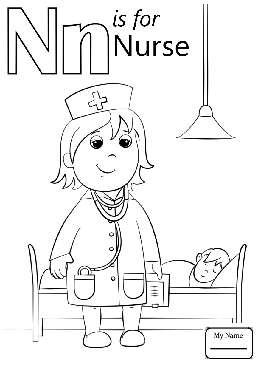 866x1224 N Coloring Page Org Best Of Letter