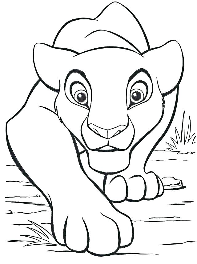 640x858 Nala Coloring Pages And Coloring Pages Coloring Pages Download Was